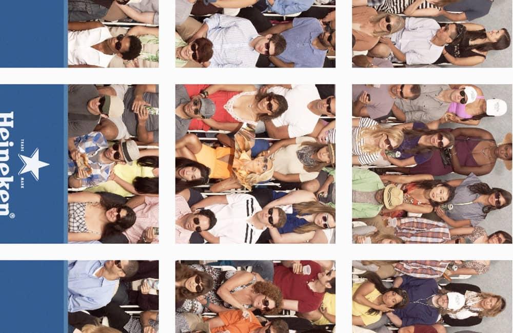 Jak může vypadat soutěž na instagramu. Fotografie na sebe navazují a uživatelé hledají skryté stopy.