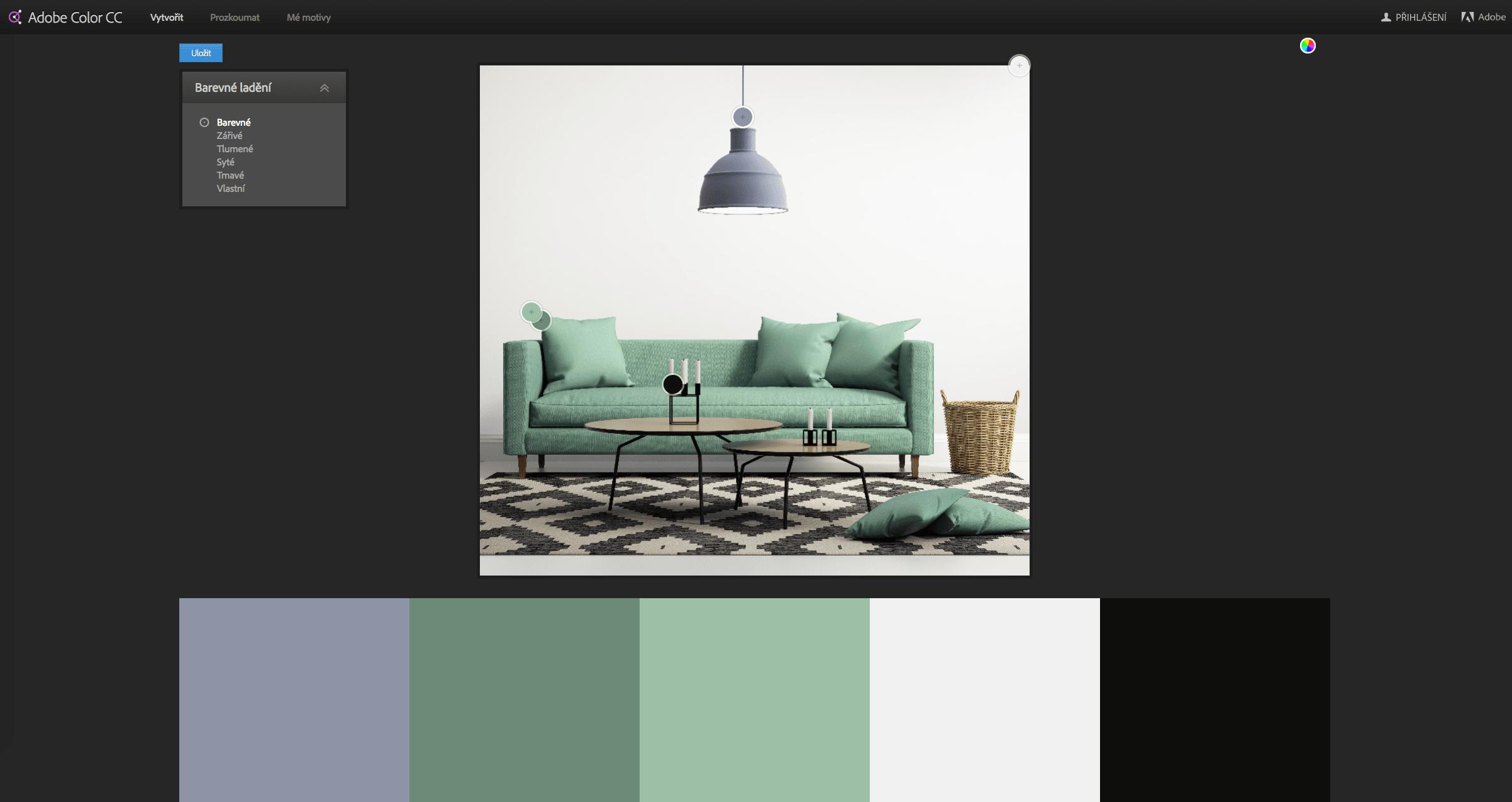 color adobe 2016 04 - Jak vhodně vybrat barvy? Díky aplikaci Adobe Color!