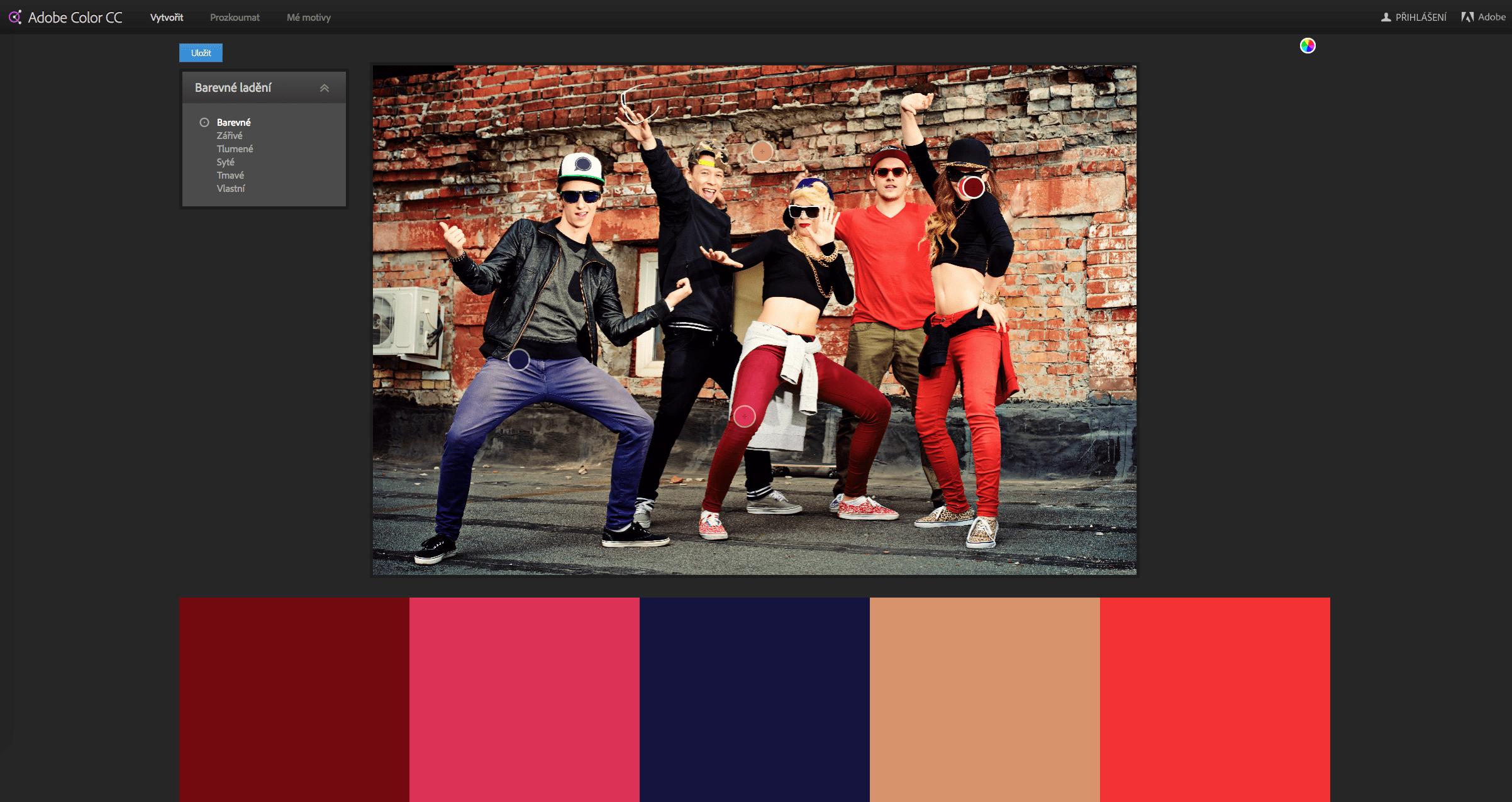 color adobe 2016 05 - Jak vhodně vybrat barvy? Díky aplikaci Adobe Color!