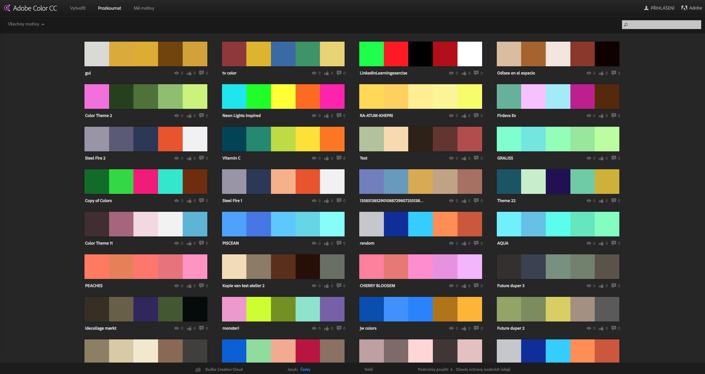 color adobe 2016 08 - Jak vhodně vybrat barvy? Díky aplikaci Adobe Color!