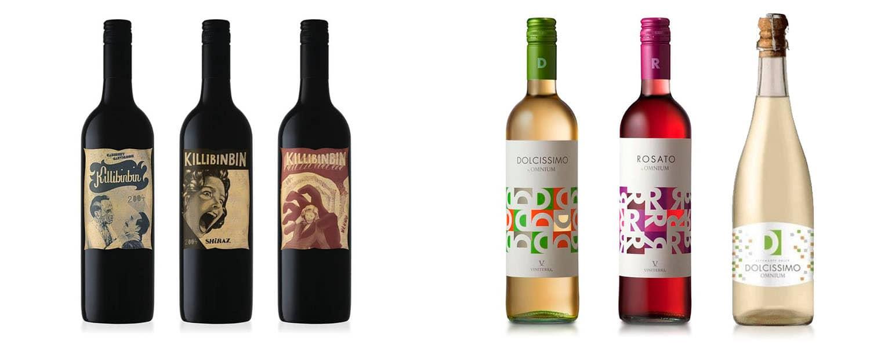 Víno a víno. Které si vyberete?