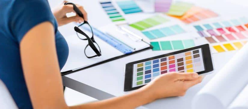Není barva na monitoru jako barva na papíře