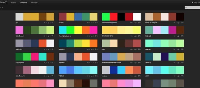Jak vhodně vybrat barvy? Díky aplikaci Adobe Color!