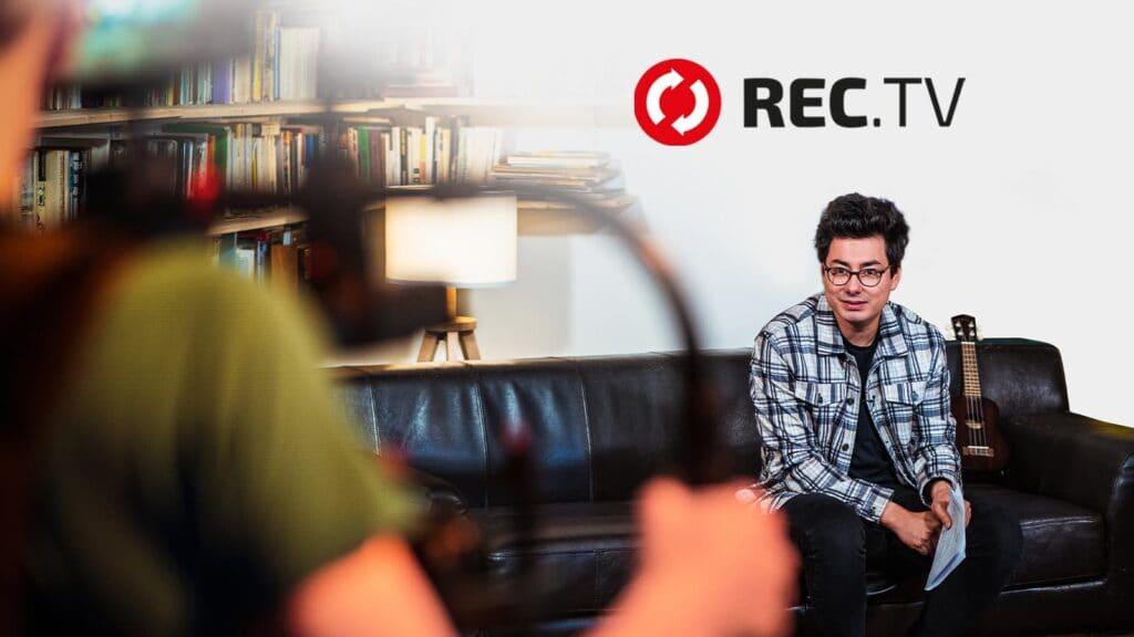 Youtube kanál REC.tv